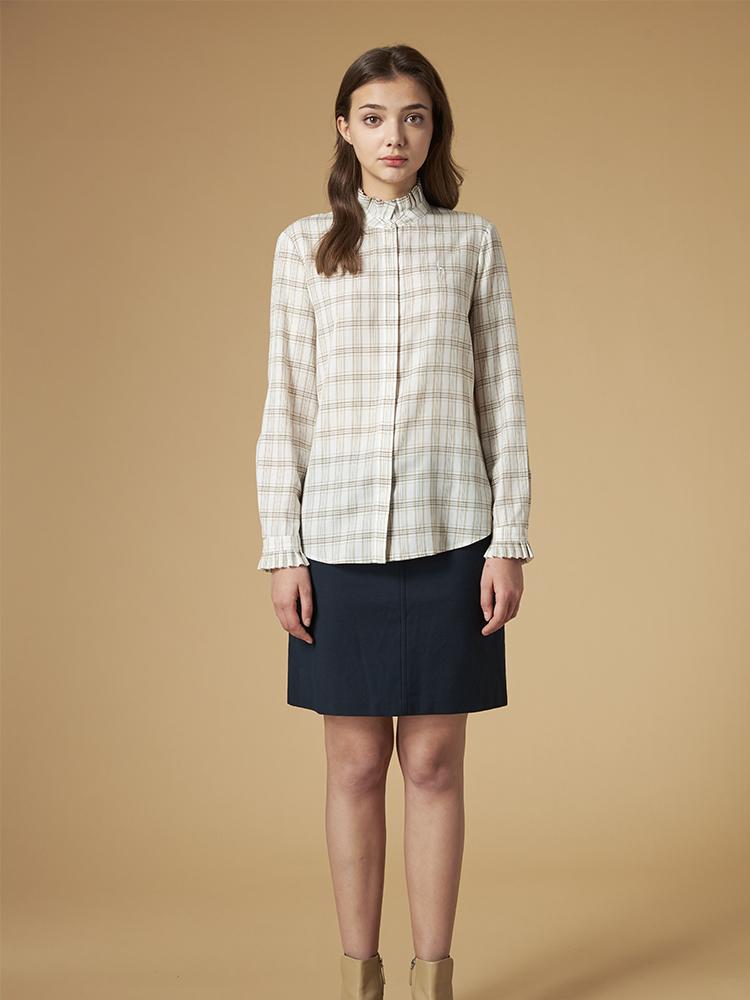 棉弹基本短裙