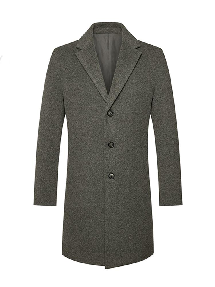 粗纺双面呢韩国进口羊毛大衣